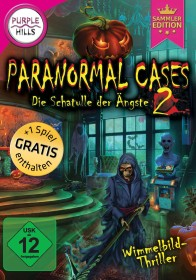 Paranormal Cases 2: Die Schatulle der Ängste (PC)