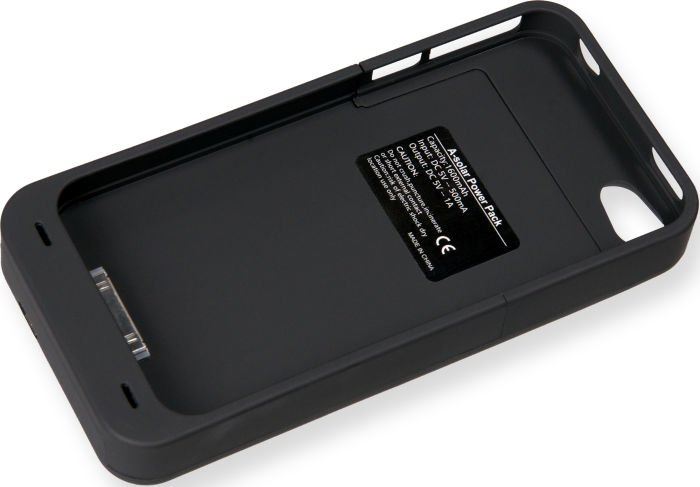 A-solar Power pack sleeve with rechargeable battery for Apple iPhone 3GS/4 (AM403)