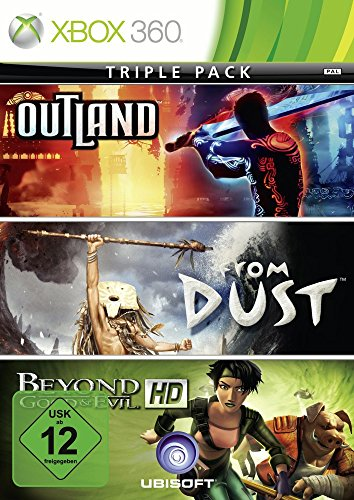 Beyond Good & Evil HD, Outland & From Dust Collection (deutsch) (Xbox 360) -- via Amazon Partnerprogramm