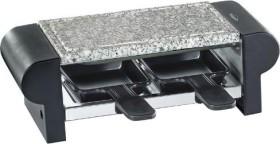 Küchenprofi KP1780000000 Hot Stone schwarz Raclette