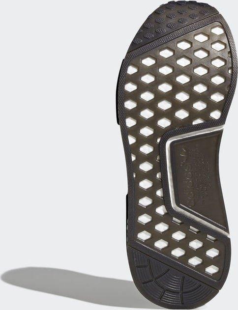 adidas NMD_R1 STLT Primeknit redcore blackblue (Herren) (CQ2385)