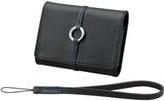Sony LCS-TWB/B leather case black