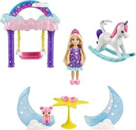 Mattel Barbie Dreamtopia Chelsea Feen-Baumhaus-Spielset (GTF50)