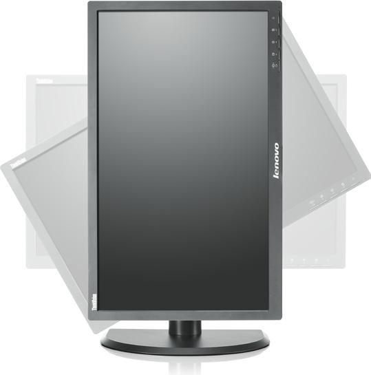 """Produktbilder Lenovo ThinkVision LT2323p, 23"""" (T24HD)"""