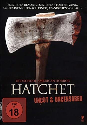 Hatchet -- via Amazon Partnerprogramm