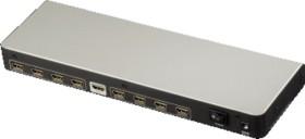 Hama distribution amplifier HDMI108 (42558)