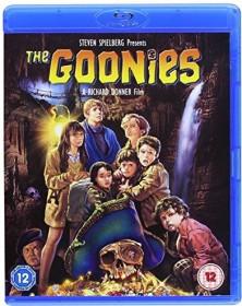 The Goonies (Blu-ray) (UK)