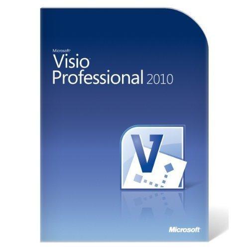 Microsoft: Visio 2010 Pro (deutsch) (PC) (D87-04397)