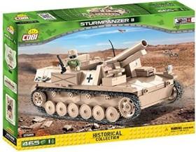 Cobi Historical Collection WW2 Sturmpanzer II (2528)