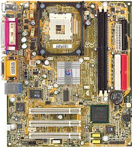 Gigabyte GA-8LS533, i845GL (PC-2700 DDR)