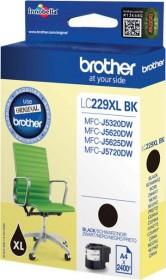 Brother Tinte LC229XL BK schwarz