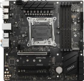 MSI X299M-A Pro (7B40-001R)