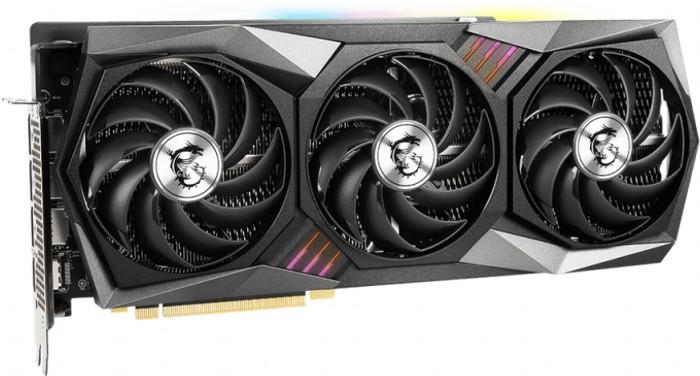 MSI GeForce RTX 3080 Gaming Z Trio LHR 10G, 10GB GDDR6X, HDMI, 3x DP (V389-203R)