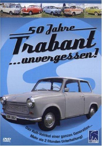 50 Jahre Trabant - unvergessen! -- via Amazon Partnerprogramm