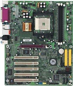 EPoX EP-8HDA3+ (PC-3200 DDR)