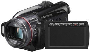 Panasonic HDC-HS300 black