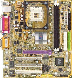 Gigabyte GA-8SIMLH, SiS651-B [PC-2700 DDR]