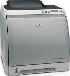 HP Color LaserJet 1600, Farblaser (CB373A)