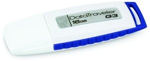 Kingston DataTraveler Generation 3 (G3) 16GB, USB 2.0 (DTIG3/16GB)