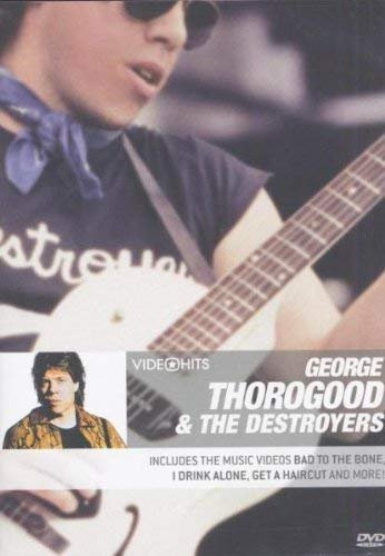 George Thorogood & The Destroyers - Video Hits -- via Amazon Partnerprogramm
