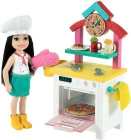 Mattel Barbie Chelsea Can Be Pizza Chef Playset (GTN63)