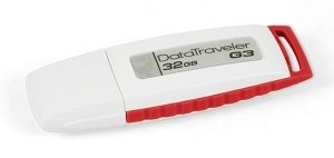 Kingston DataTraveler Generation 3 (G3) 32GB, USB 2.0 (DTIG3/32GB)