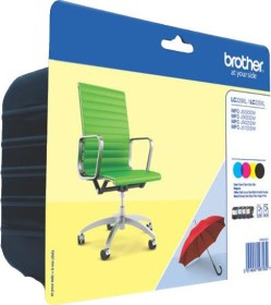 Brother Tinte LC229XL Value Pack (LC229XLVALBPDR)