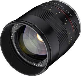 Samyang 85mm 1.8 ED UMC CS for Canon EF-M black