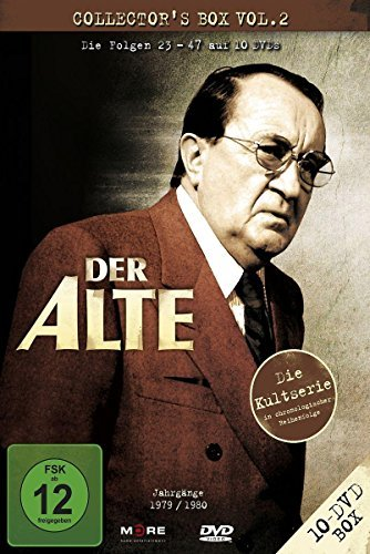 Der Alte Vol. 2 -- via Amazon Partnerprogramm