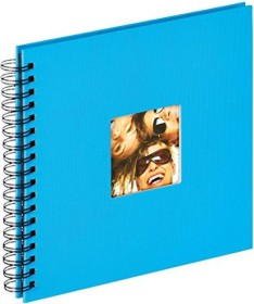 Walther Design spiral album Fun 25x26 blue (SA-108-U)