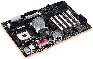 Intel D845PEBT2, i845PE (PC-2700 DDR)