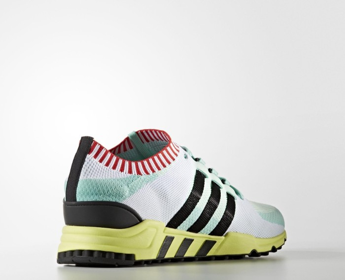 new arrival da6f8 17b66 adidas EQT support RF Primeknit frozen green/core black/easy green (BA7506)  from £ 177.86