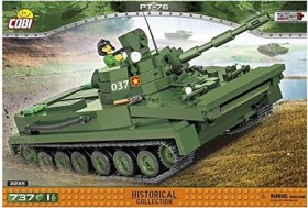 Cobi Historical Collection Vietnam War PT-76 (2235)