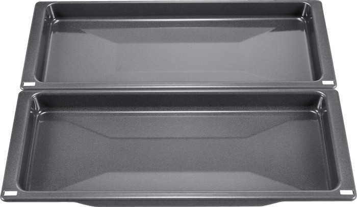 Bosch HEZ530000 Universalpfanne schmales Format, 2 Stück