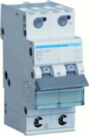 Hager Leitungsschutzschalter (MBS506)