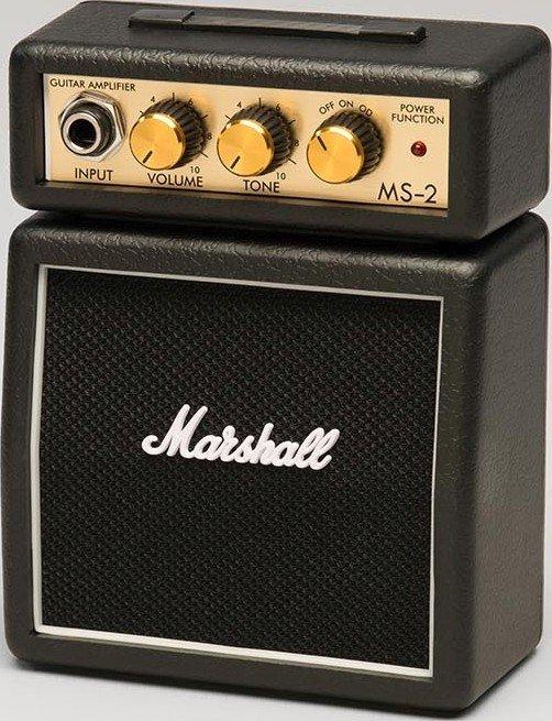 Marshall MS-2 schwarz