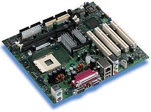 Intel D845GVAD2L, i845GV [PC-2700 DDR]