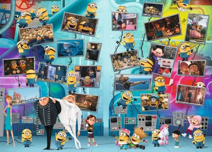 Ravensburger Puzzle Lustige Minions Ab 54 99 2019
