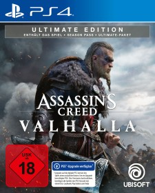 Assassin's Creed: Valhalla - Ultimate Edition (PS4)