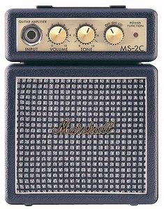 Marshall MS-2C silber