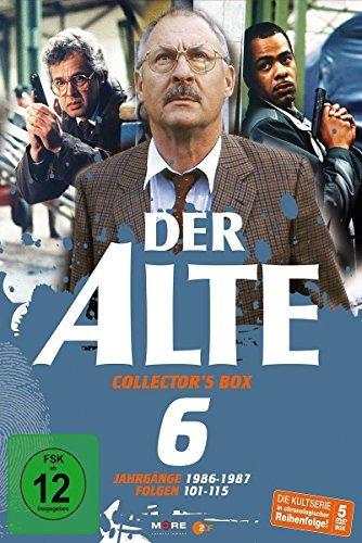 Der Alte Vol. 6 -- via Amazon Partnerprogramm