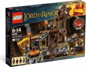 LEGO Der Herr der Ringe - Die Ork-Schmiede (9476)