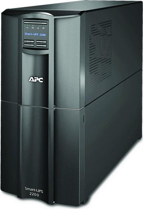APC Smart-UPS 2200VA LCD SmartConnect, USB/seriell (SMT2200IC)