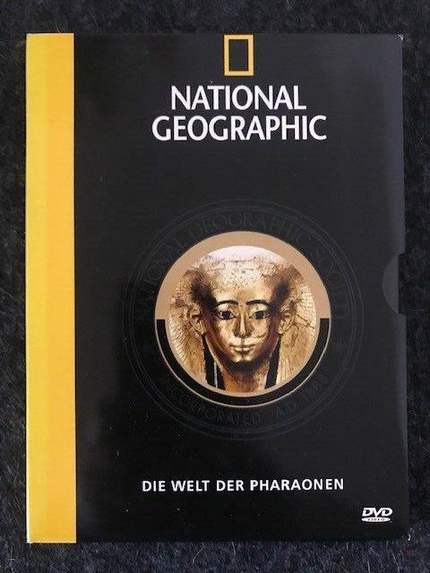 National Geographic: Ägypten - Das Reich der Pharaonen -- via Amazon Partnerprogramm