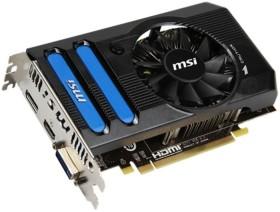 MSI R7770-PMD1GD5, Radeon HD 7770 GHz Edition, 1GB GDDR5, DVI, HDMI, DP (V271-017R)