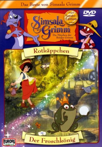 Simsala Grimm - Das Beste Vol. 2 -- via Amazon Partnerprogramm