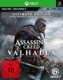 Assassin's Creed: Valhalla - Ultimate Edition (Xbox One)