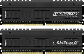 Crucial Ballistix Elite DIMM Kit 16GB, DDR4-3000, CL15-16-16 (BLE2K8G4D30AEEA / BLE2C8G4D30AEEA)