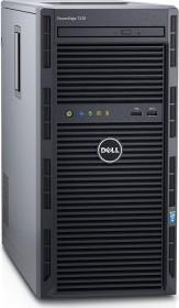 Dell PowerEdge T130, Xeon E3-1220 v6, 4GB RAM, 1TB HDD, Windows Server 2016 Standard, inkl. 10 User Lizenzen (T130-2837/BIPU/BBBY)