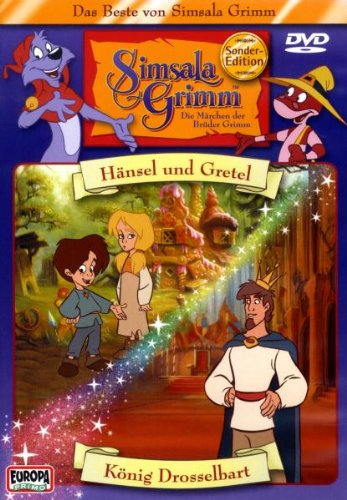 Simsala Grimm - Das Beste Vol. 5 -- via Amazon Partnerprogramm